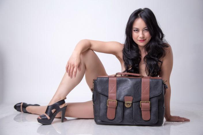 Rebekah Shibao - Fashion Model for Deaqon James Photography
