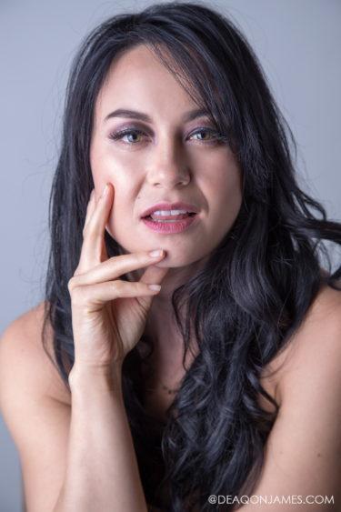 Rebekah Shibao - Deaqon James